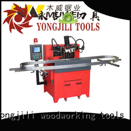 Muwei stellite alloy cnc surface grinding machine supplier for wood sawing