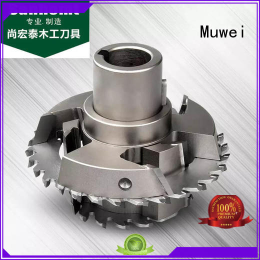 Muwei durable profile cutter for sale manufacturer for CNC tenon woodworking