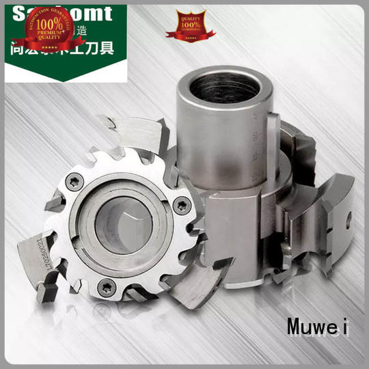 Muwei grooving spindle moulder tooling wholesale for edge trimming