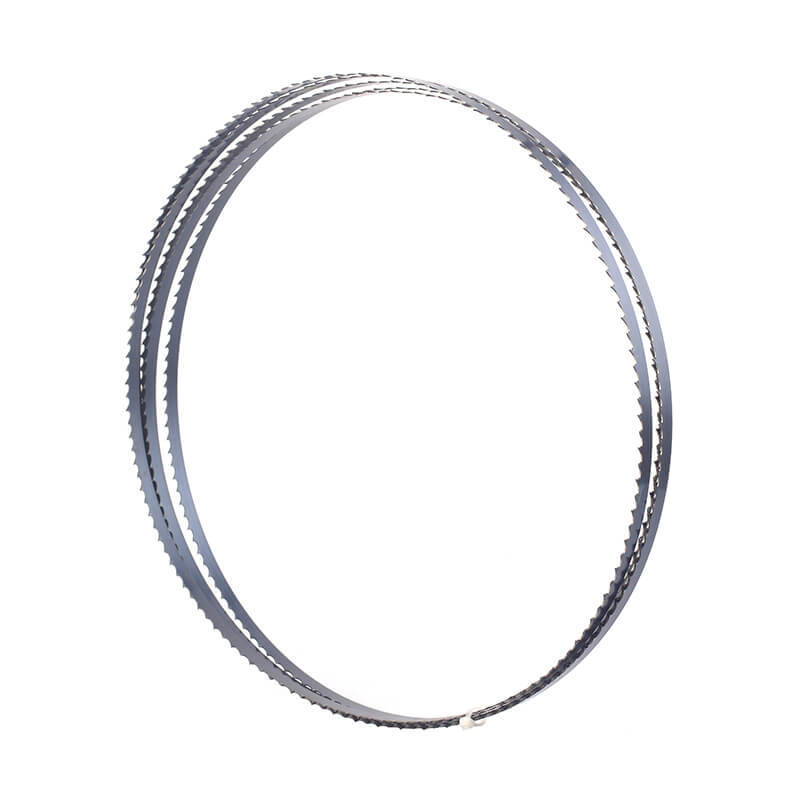 CNC Curve Alloy or Quenching Band Saw Blade For Woodworking