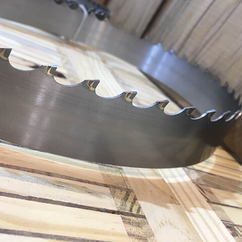 super tough best band saw blade for metal stellite alloy supplier for wood sawing-4
