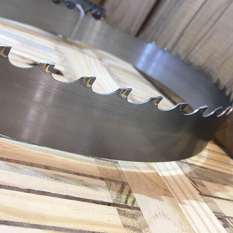 super tough best band saw blade for metal stellite alloy supplier for wood sawing