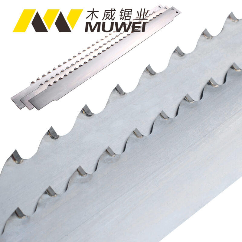 Hot Sale Carbide Alloy and Stellite Alloy Frame Saw Blade for Woodworking