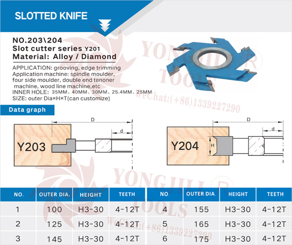 Muwei metal moulding head cutter wholesale for wood sawing-3