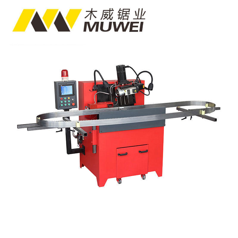 Fully Automatic CNC Three In One Gear Grinding&Sharpening Machine For Frame Saw and Band Saw Blade