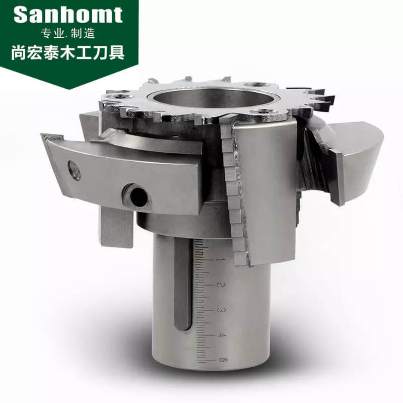 Muwei non standard form milling cutter wholesale for edge trimming