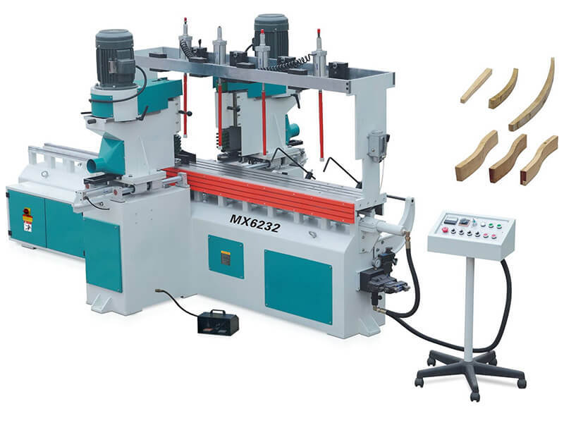 professional spiral cutterhead planer light duty supplier for spindle moulder