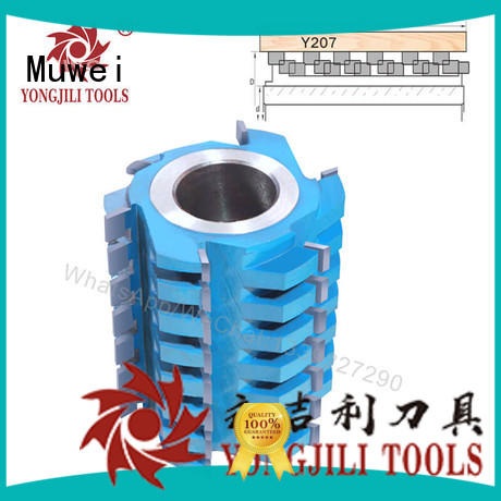 Muwei moulder cutters supplier for frozen food processing plants