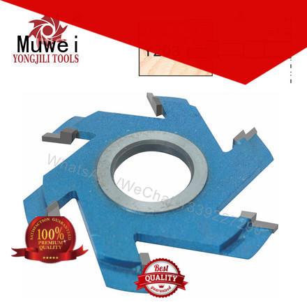 Muwei metal moulding head cutter manufacturer for wood sawing