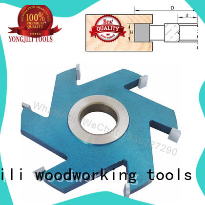 Muwei efficient finger joint cutter manufacturer for wood sawing