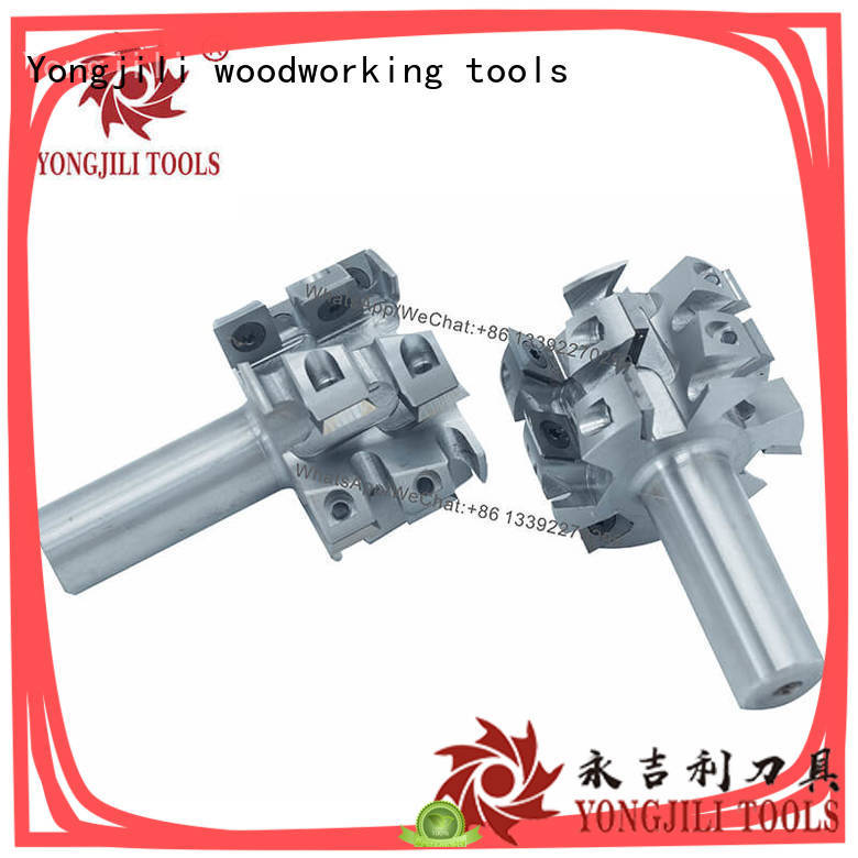 Muwei smooth surface helical cutterhead for jet jointer customized for shaping machine
