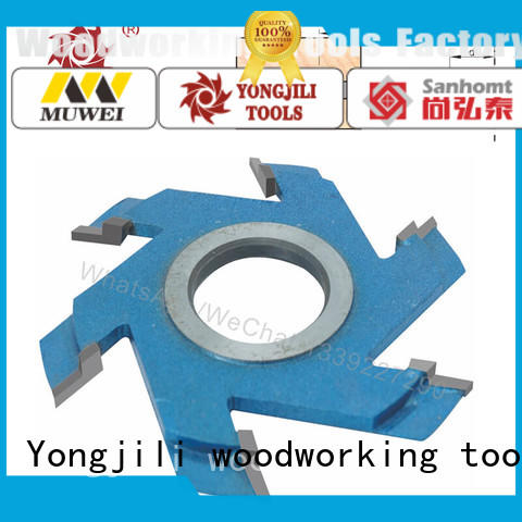 spindle moulder cutter blocks grooving for double end milling machine Muwei