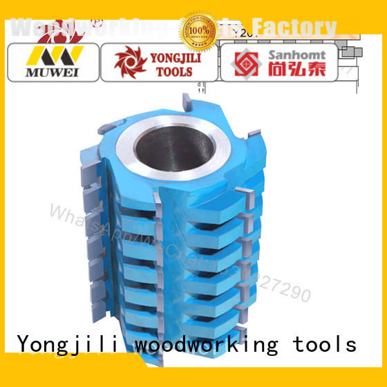 tenon customize Muwei Brand spindle moulder cutters profiles