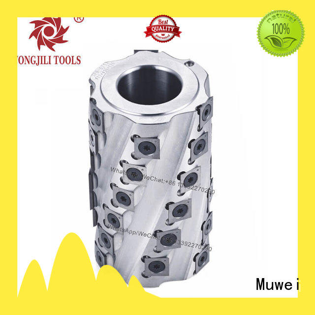 high quality replaceable Cutter Head supplier for four side moulder
