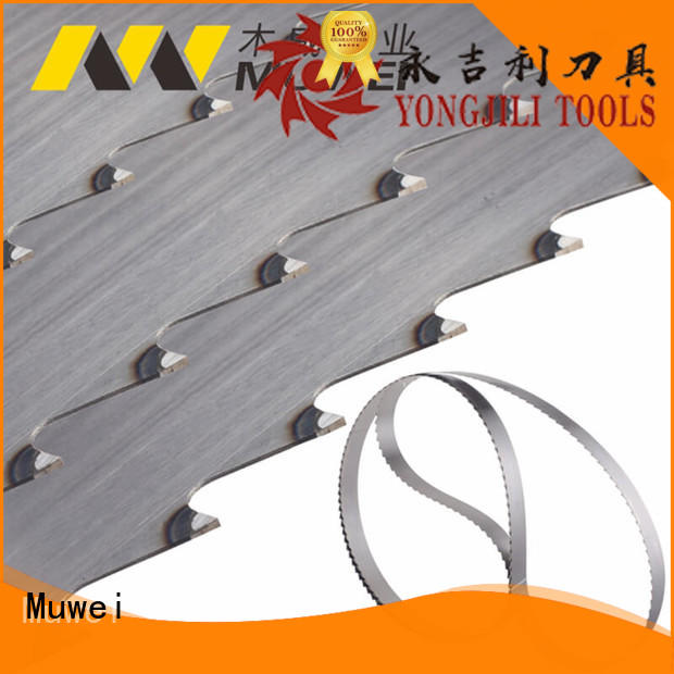 Muwei durable band saw blades near me factory direct for furniture