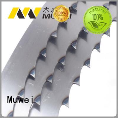 Quality Muwei Brand carbide band saw blade