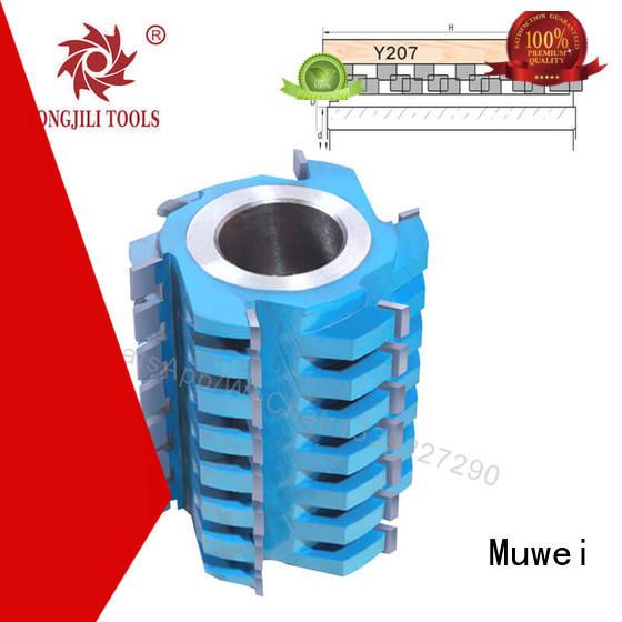 Muwei efficient finger joint cutter supplier for furniture