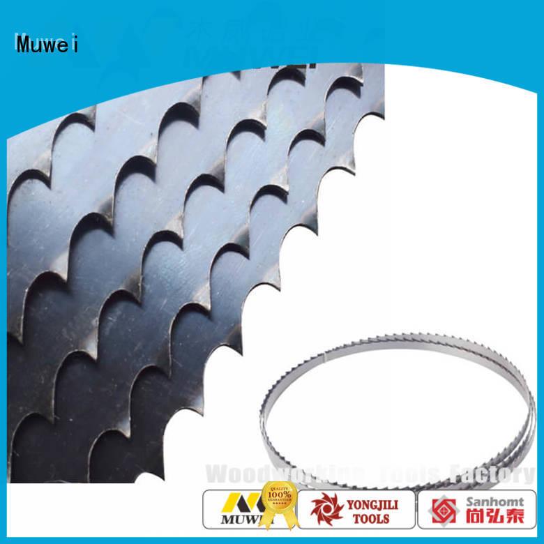 Muwei Brand machine frame price band saw blade
