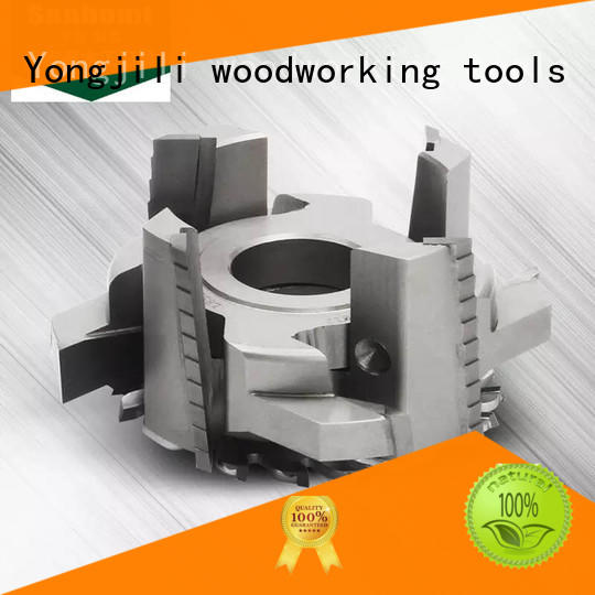 Muwei molding grooving cutters series for CNC tenon woodworking