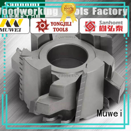Muwei grooving aluminium profile cutter factory for spindle moulder