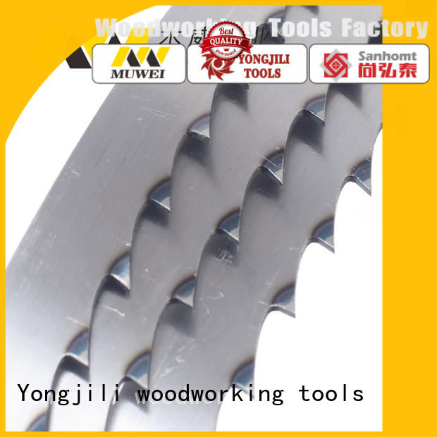 frame band saw blade hard curve for wood sawing Muwei