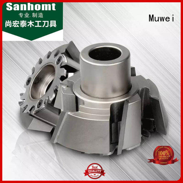 Muwei fast speed moulder tooling series for edge trimming