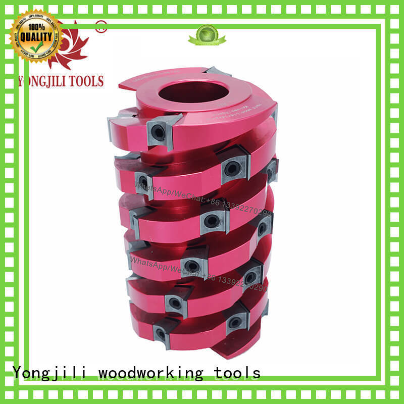 Muwei low cost helical cutterhead OEM for spindle moulder