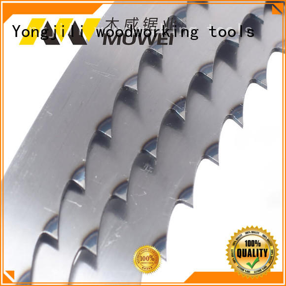 carbide alloy diamond band saw blades factory direct for furniture