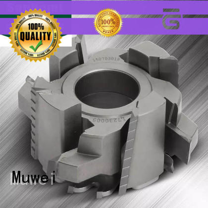 cutting mortise wardrobes customize spindle moulder cutters profiles Muwei Brand