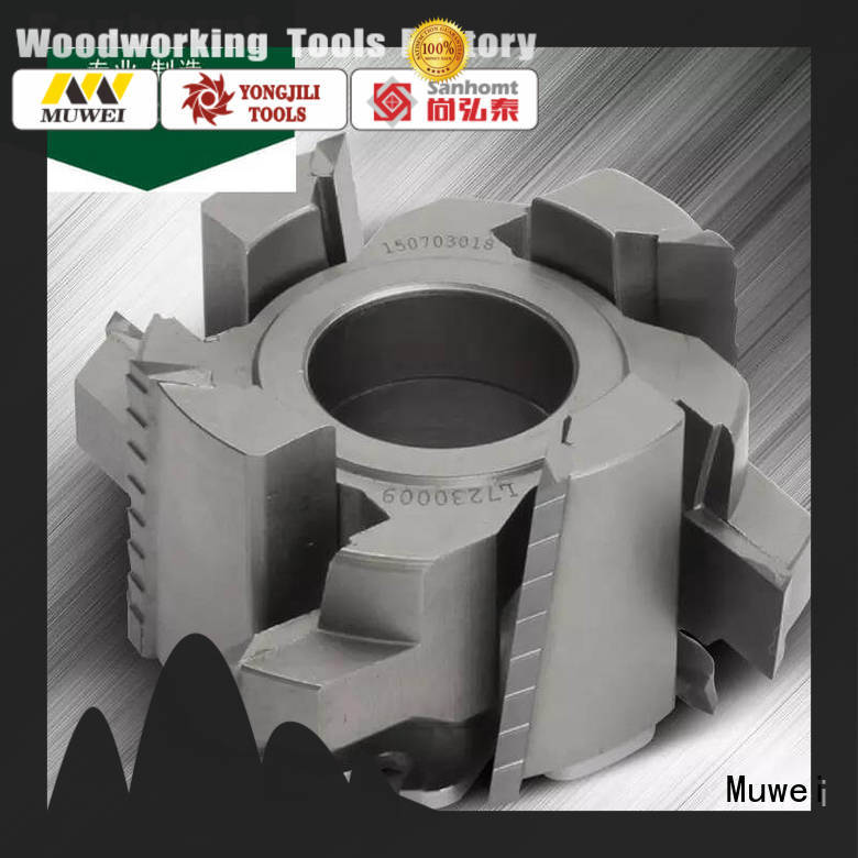 high quality moulder cutters factory for edge trimming