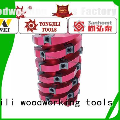 customized alloy planer spiral cutter head Muwei manufacture