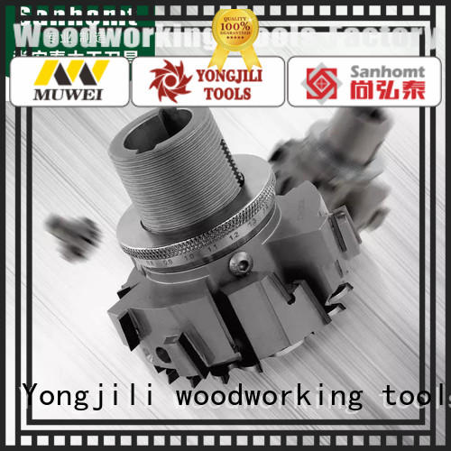 Muwei grooving TCT planing cutter series for edge trimming