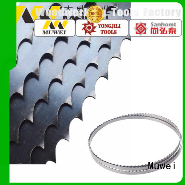 Muwei Brand hard band saw blade blades factory