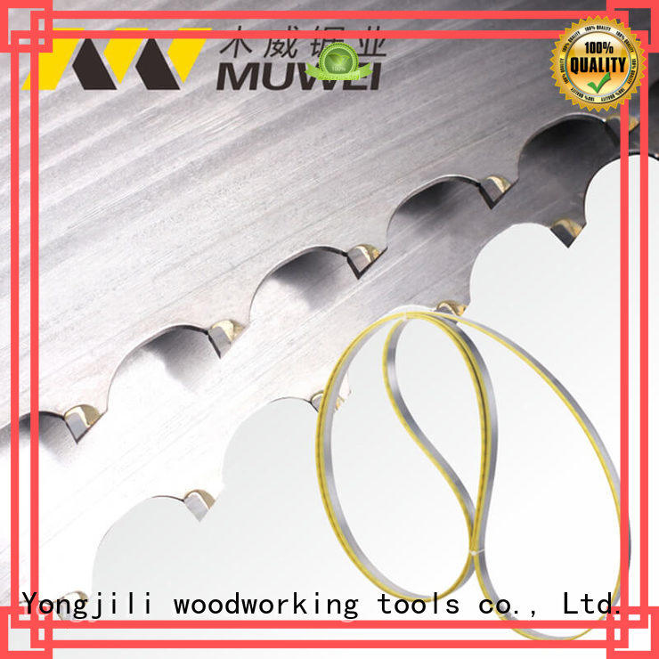 best band saw blade for stainless steel customized saw Bulk Buy frame Muwei