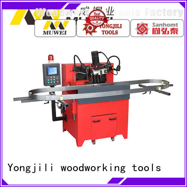 working of grinding machine frame saw for wood products Muwei