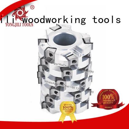 Muwei aluminum spiral planing shaft OEM for shaping machine