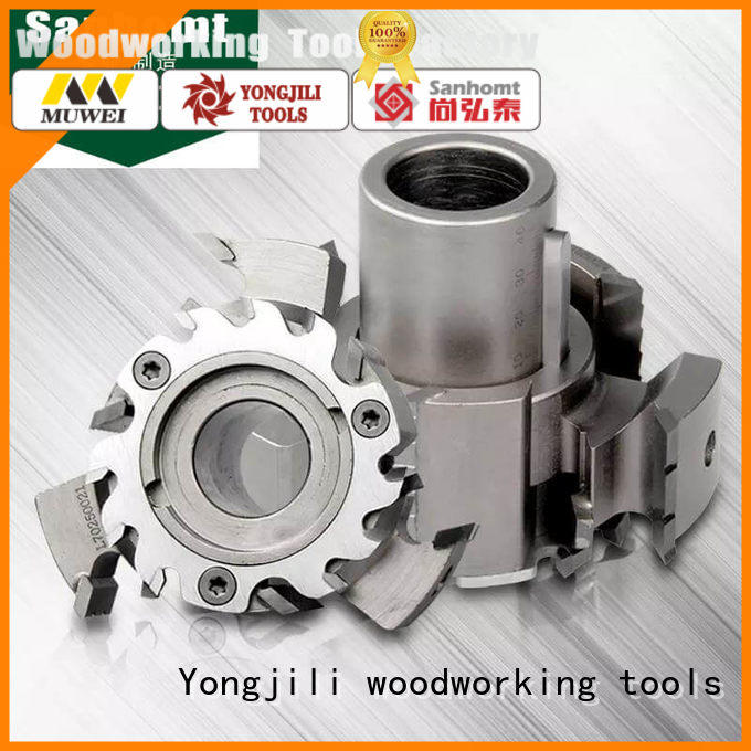 professional wood profile cutter grooving factory for spindle moulder