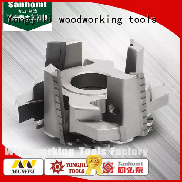 Muwei molding profile cutters manufacturer for CNC tenon woodworking