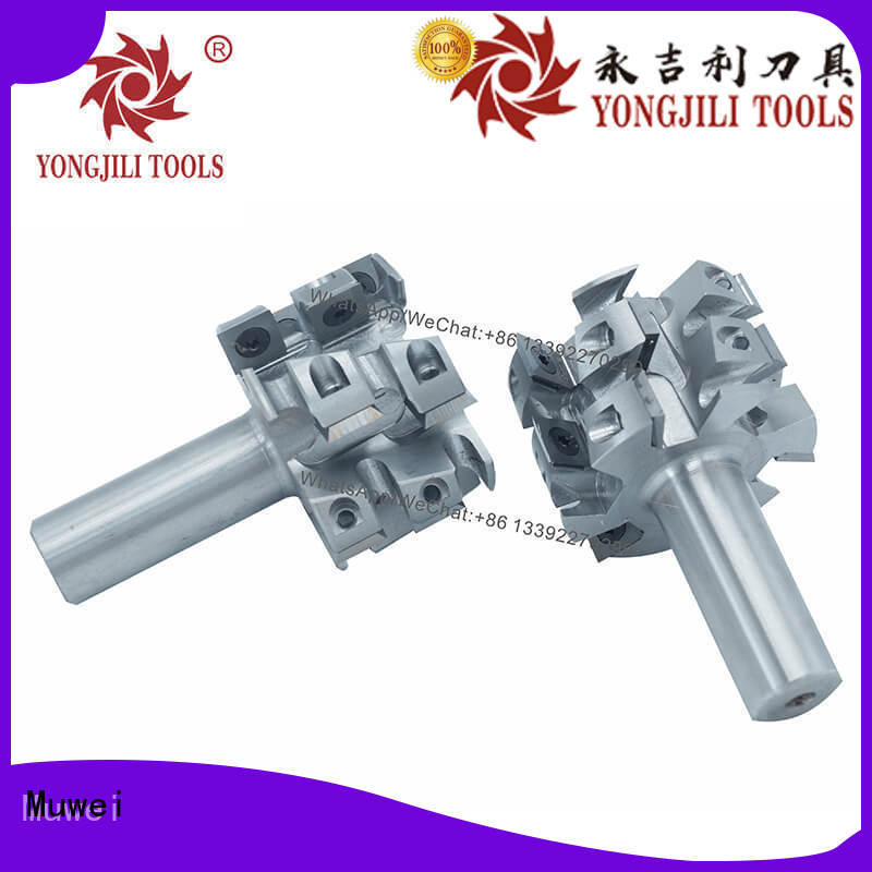 cutterhead helical cutterhead for dewalt 735 customized for shaping machine Muwei