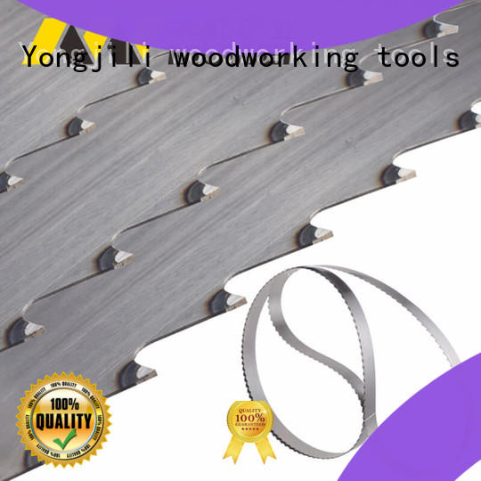 super tough industrial band saw blades metal cutting supplier for frozen food processing plants