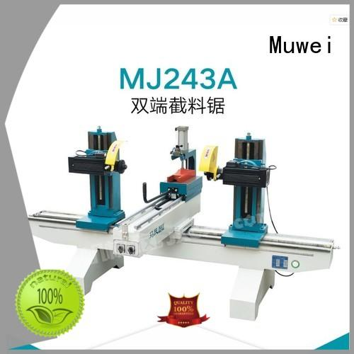Muwei hot sale beam saw supplier for wood sawing