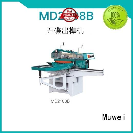 Muwei durable bench saw for sale wholesale for wood sawing