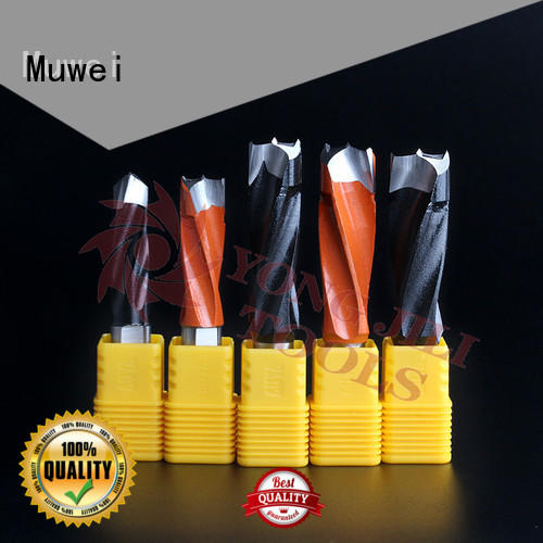 Muwei high quality arden router bits manufacturing for shaping machine