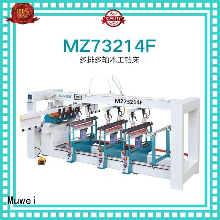 Muwei metal cutting industrial table saw factory direct for wood sawing