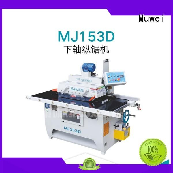 Muwei carbide types of grinding machine factory direct for furniture