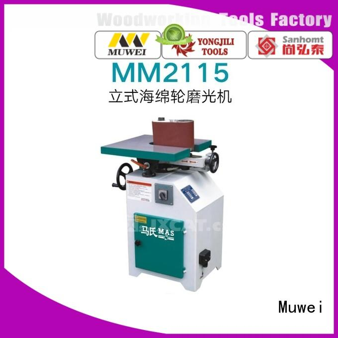 Muwei hot sale function of grinding machine manufacturer for wood sawing