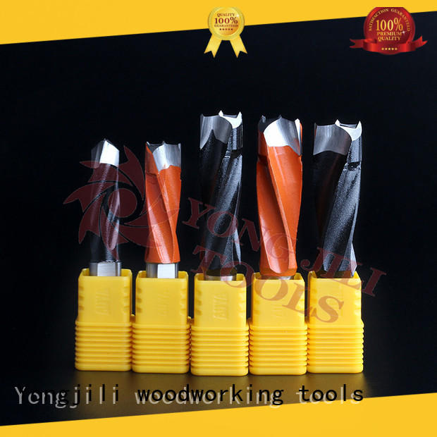reliable metal drill bit smooth surface manufacturing for spindle moulder