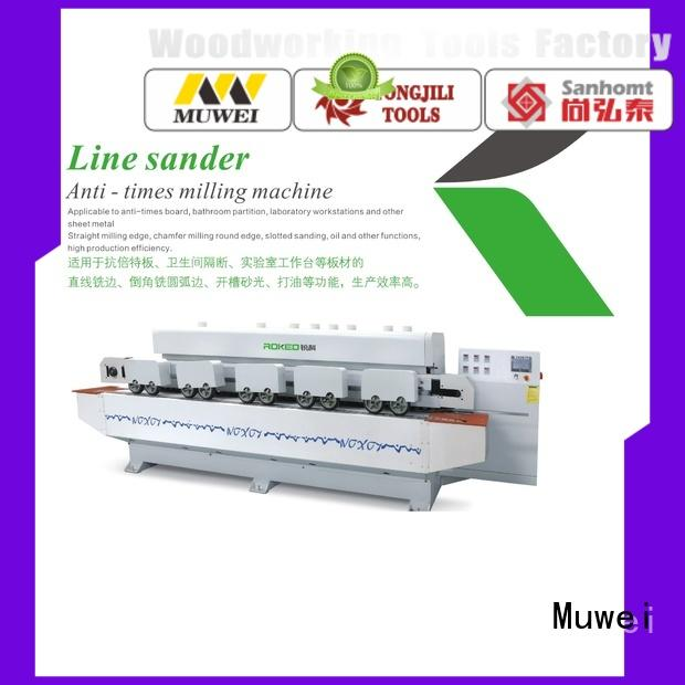 Muwei durable beam saw for sale supplier for wood sawing