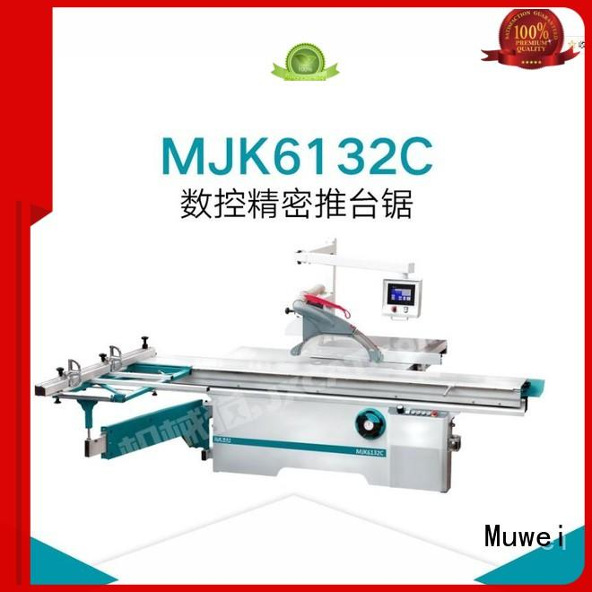 Muwei efficient beam saw supplier for wood sawing