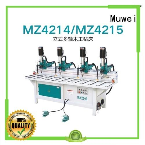 Muwei super tough types of grinding machine supplier for wood sawing